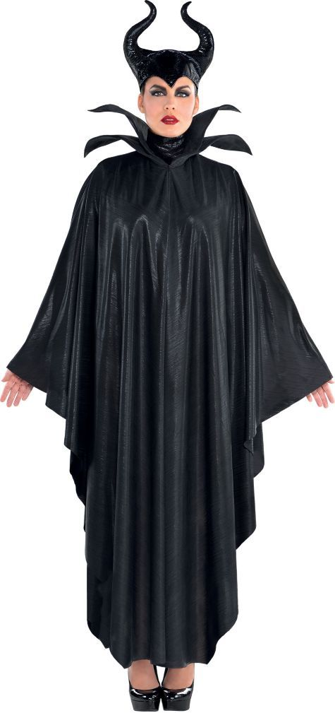 Adult Maleficent Costume Plus Size - Maleficent - Party City ...