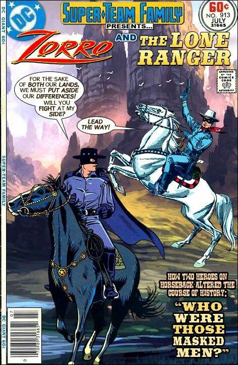Zorro & Lone Ranger