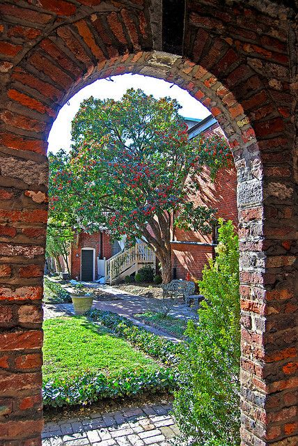 Poe Garden Richmond Virginia