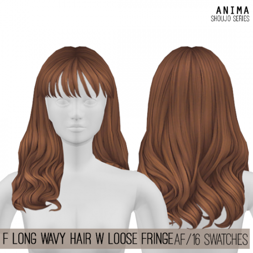 Sims 4 Hair With Bangs