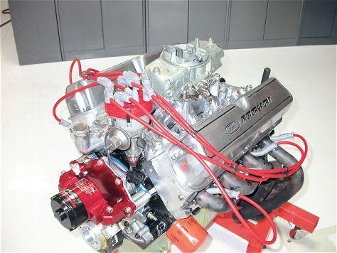 Ford 302 Engine Build Up - Engine Masters Magazine