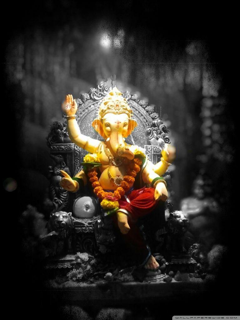 Hd wallpaper ganpati - Ganesh Wallpapers For Desktop Wallpapersafari
