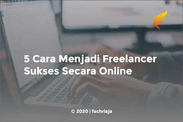Fachri Aja Apakah Anda Tahu Tentang Cara Menjadi Freelancer Sukses Jika Anda Belum Tahu Beruntung Sekali Anda Bisa Menyi Di 2020 Apakah Anda Tahu Tahu Desain Grafis