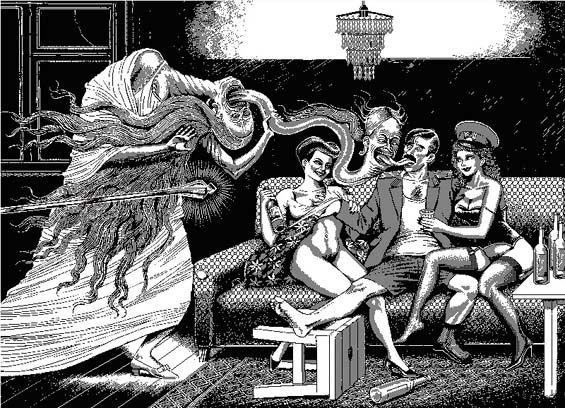 Uno Moralez - Illustration