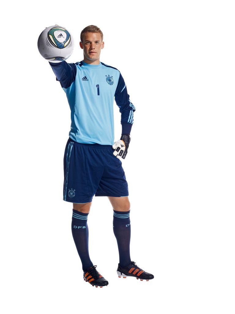 Manuel Neuer Adidas Jacket Marc Andre Ter Stegen Athletic Jacket