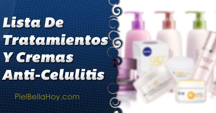 Los Mejores Tratamientos Contra la Celulitis