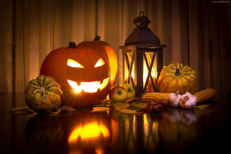 Dynia, Halloween, Lampion Halloween, Dynia, Tapety
