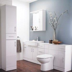 Shop for Bathroom Furniture by Range