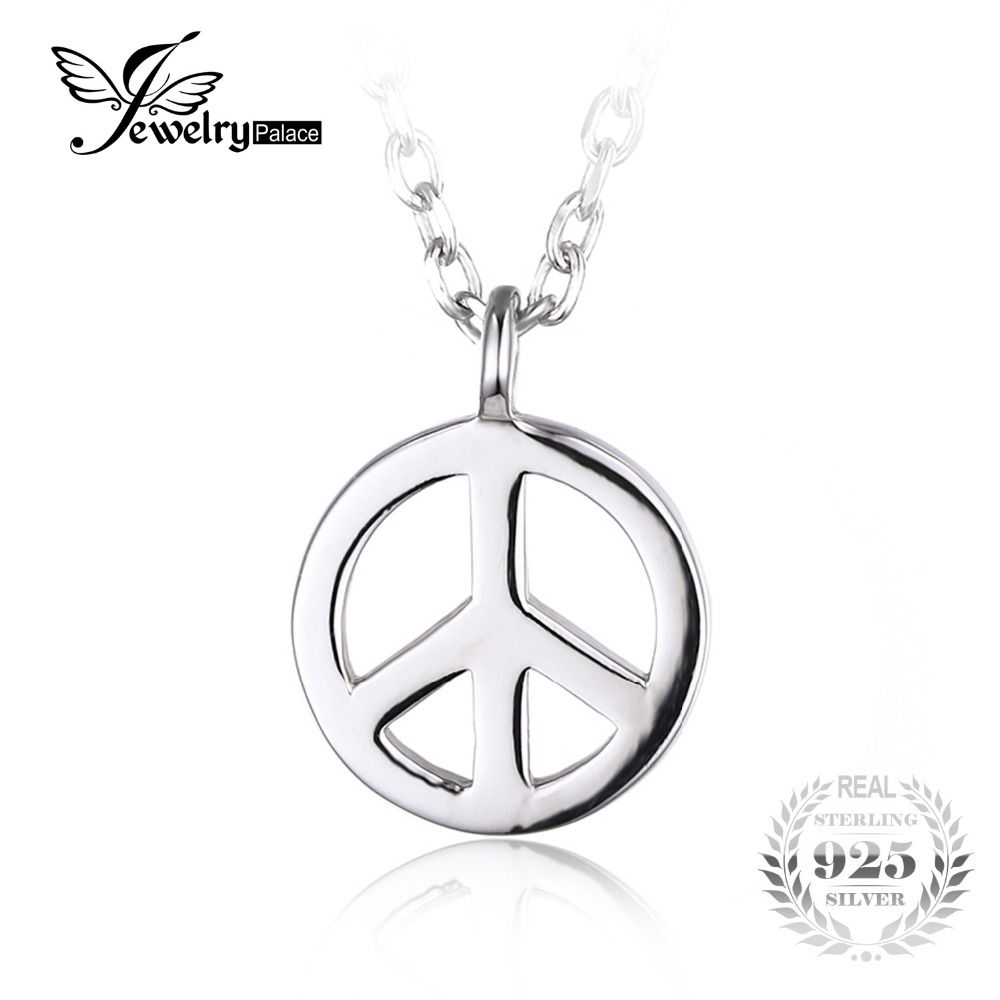 Jewelrypalace 925 sterling silver cnd symbol chain pendant collar jewelrypalace 925 sterling silver cnd symbol chain pendant collar necklace 18 inches fine jewelry for women buycottarizona