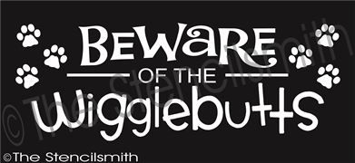 2700 - Beware of the Wigglebutts