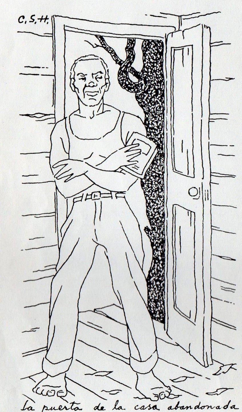 Del Cuento: El Solitario, Carlos Salazar Herrera,  Costa Rica 1989