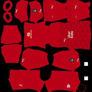 Olympique Marseille Dls Kits 2021 Dream League Soccer Kits 2021 Soccer Kits Borussia Dortmund Dortmund