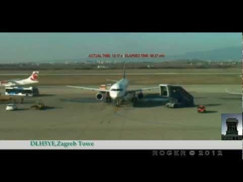 Aircraft Ground Handling Online Guide Airportfreak Http Www Airportfreak Yolasite Com Date Of Flight January 15th 2012 Iata Fl Airbus Airline Aircraft