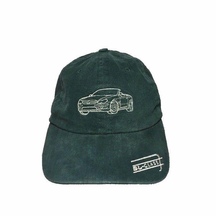 Rare Mercedes Benz SL Class Hat ee069305d643