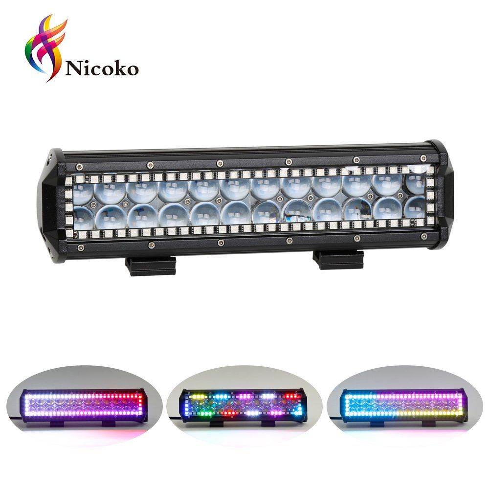 Great Deal Today 12 Inch 72w Led Light Bar Check It Out Visit Us Https Www Amazon Com Dp B01i0xjqn0 Amazon Led Driving Lights Off Road Led Lights