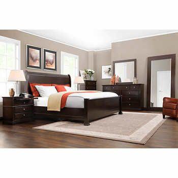West Mercer 7-piece King Bedroom Set | Furniture | Pinterest | King ...
