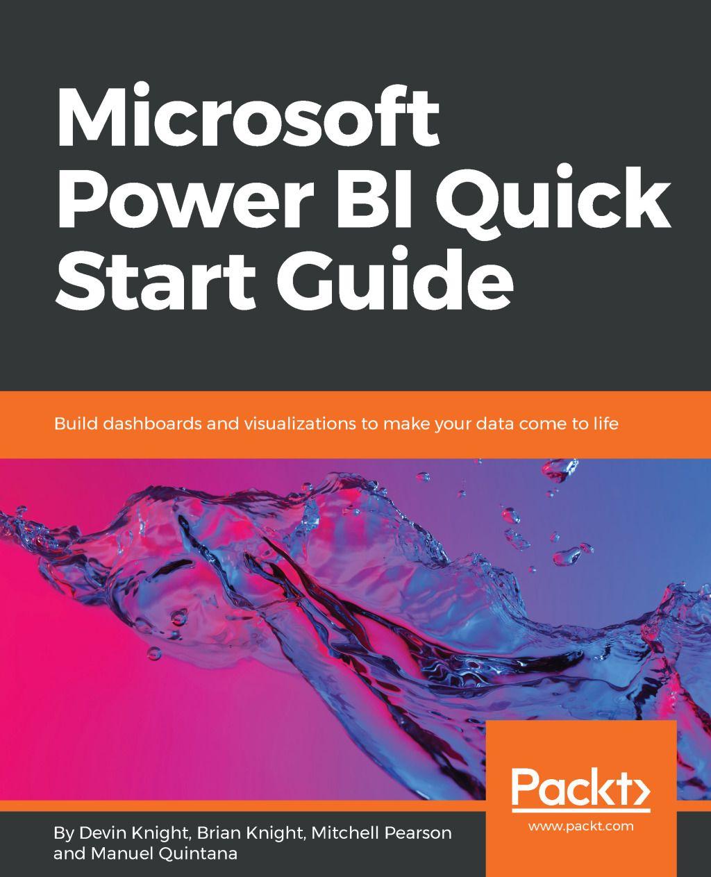 Microsoft Power BI Quick Start Guide (eBook) Free ebooks