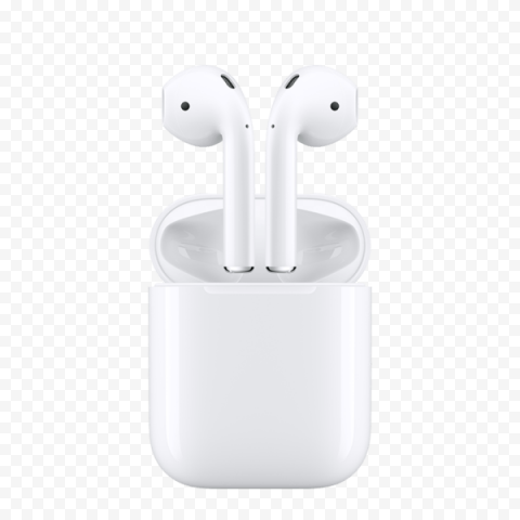 Apple Airpods 2 Opened Case Wireless Headset Apple Airpods 2 Wireless Headset Apple