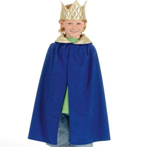 Charlie Crow Night Gown and Cap Costume for Kids