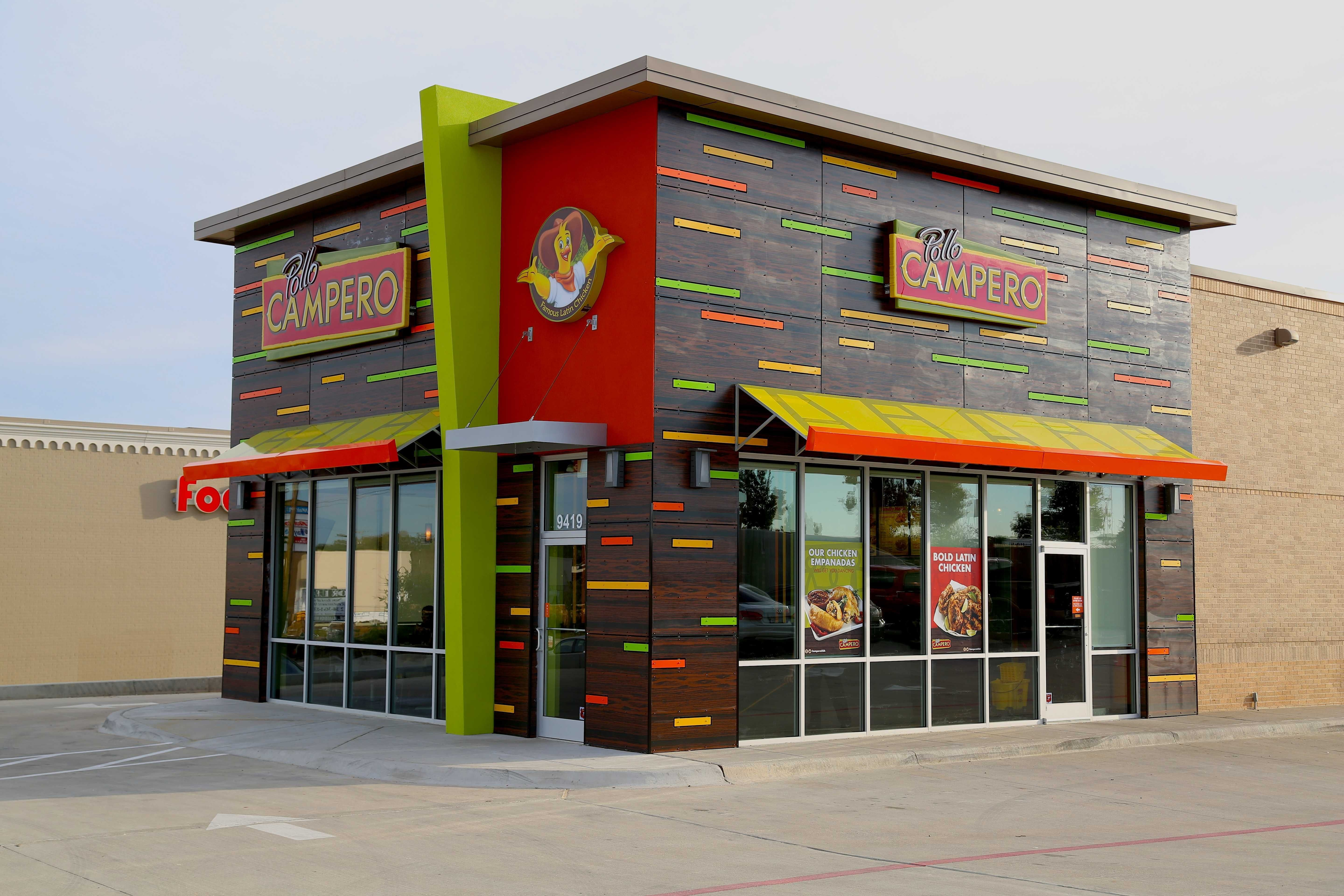 Outstanding fast food restaurant design ideas including