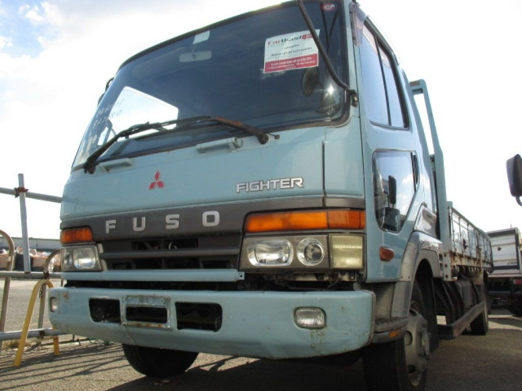 We buy old or used Fuso trucks and pay top cash. Get the free no ...