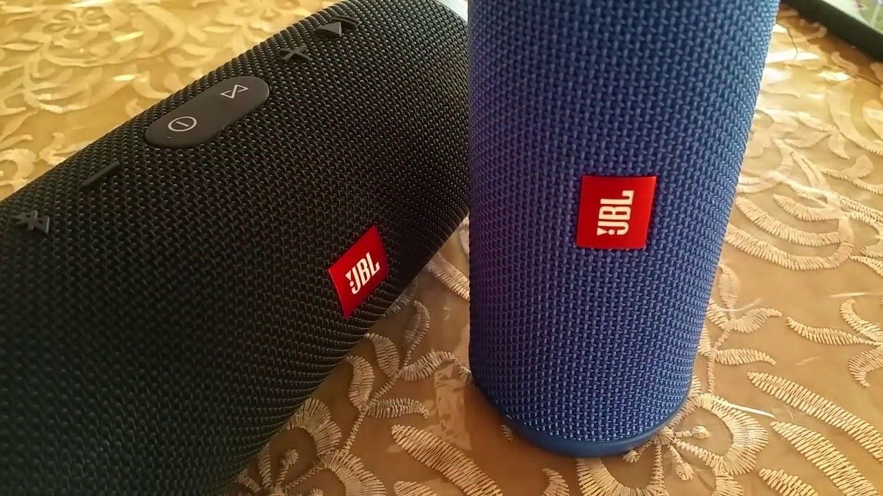 How To Connect Two Jbl Bluetooth Speakers Jbl Speakers Bluetooth Jbl Jbl Bluetooth