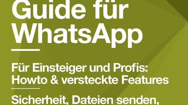 WhatsApp: Nachrichten kommen verspätet an - was tun