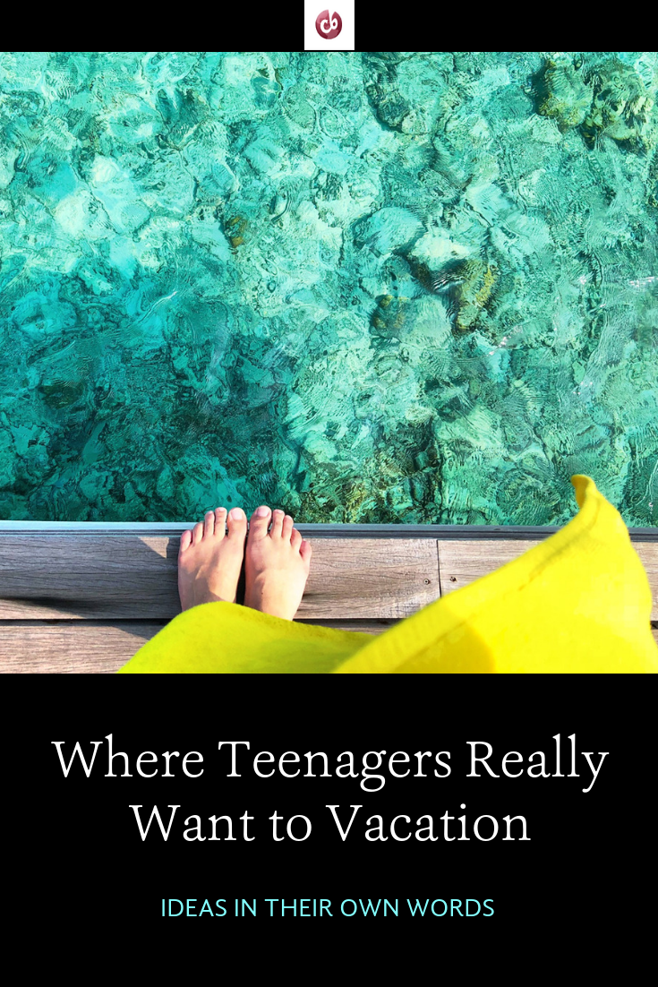 Family Vacation Ideas with Teenagers | Family vacations ...