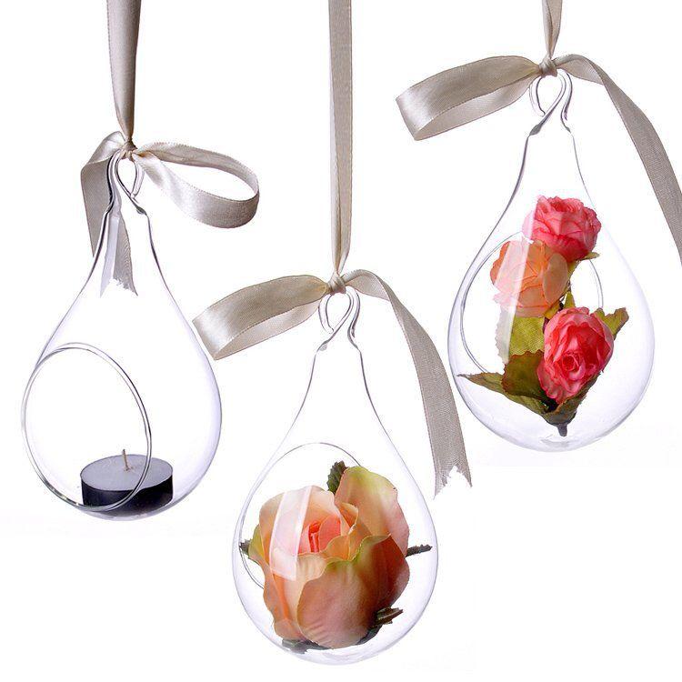 Vases Suspendus Trou Idees Pinterest