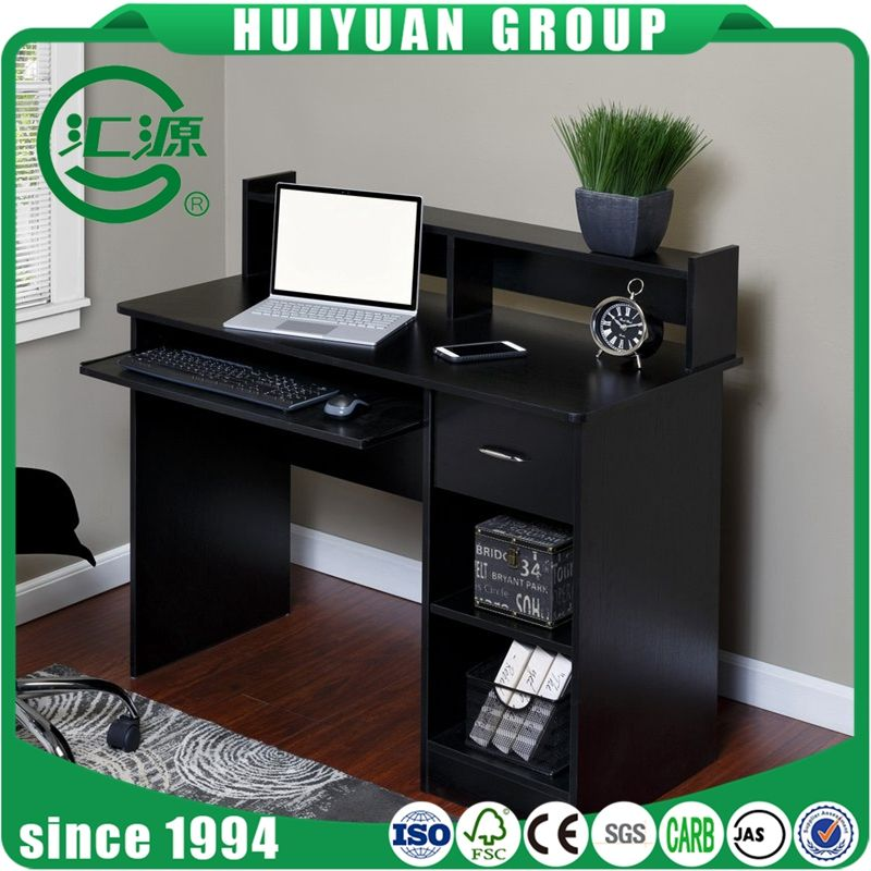 Attirant Factory Supply Management Simple Office Desk Wood Computer Table Models  Single School Furniture With Keyboard U0026 Mouse