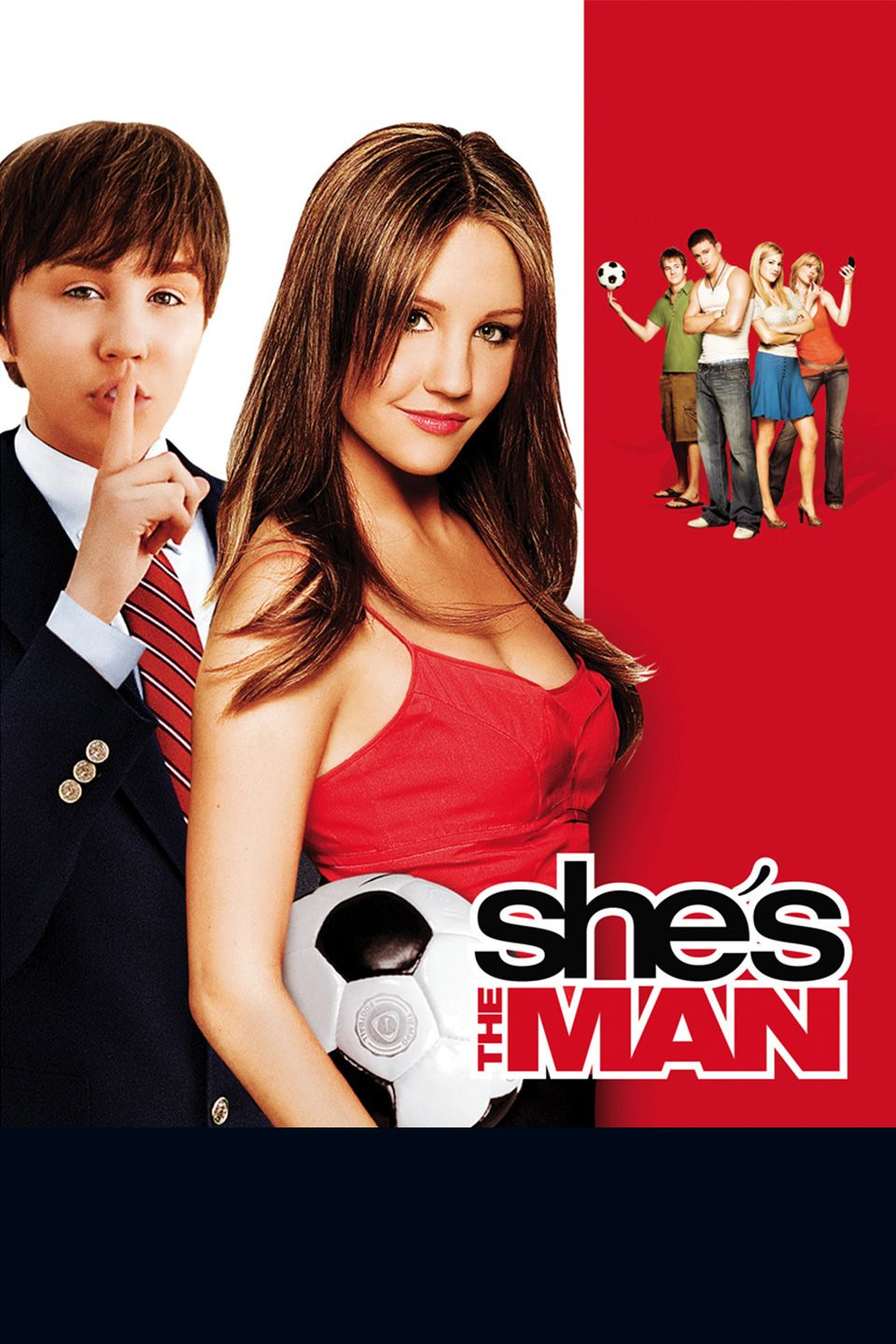 She's The Man (movie). Based from Shakespeare Twelfth