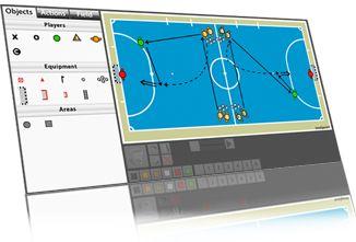 Futsal piirtotyökalu