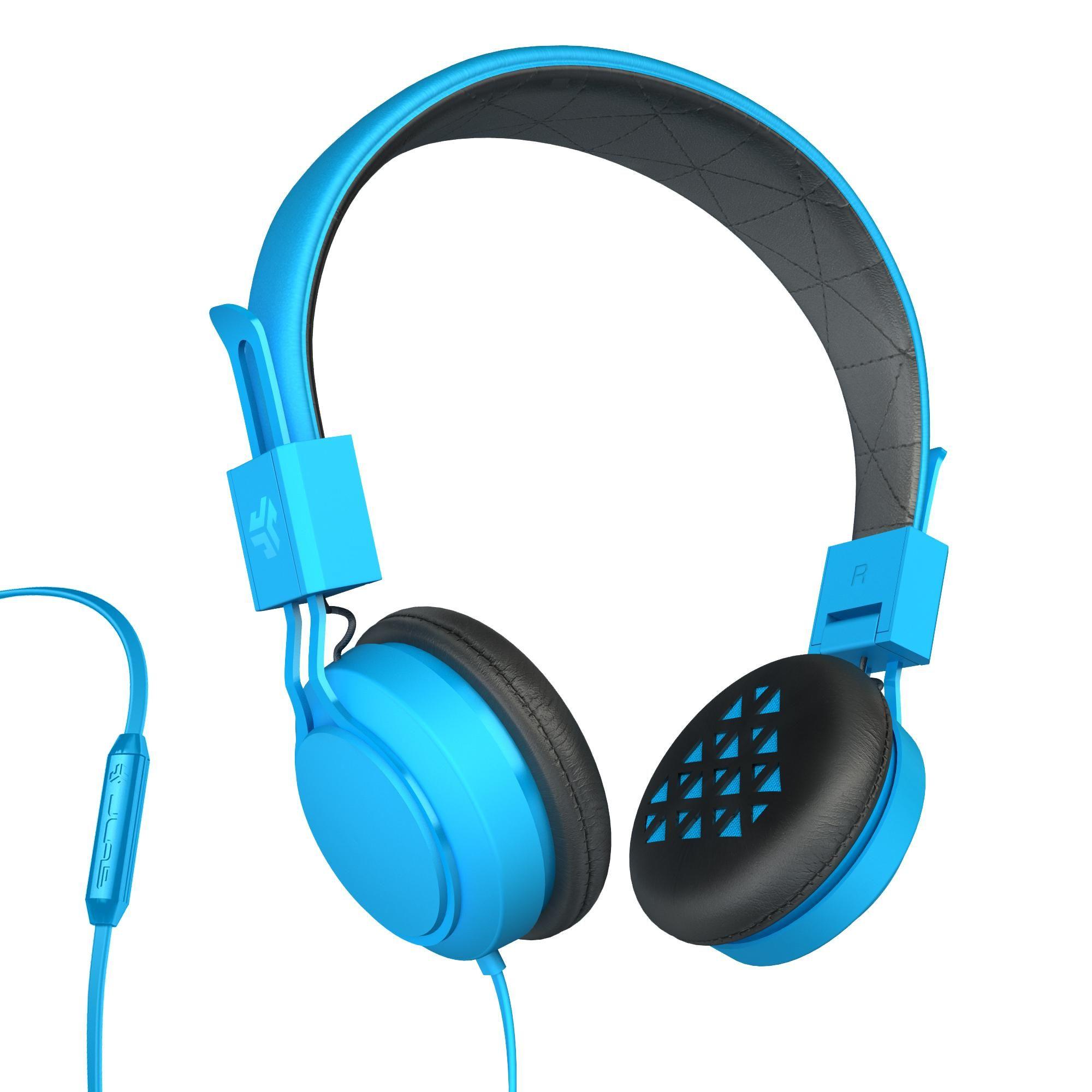 JLab INTRO Premium OnEar Headphones with