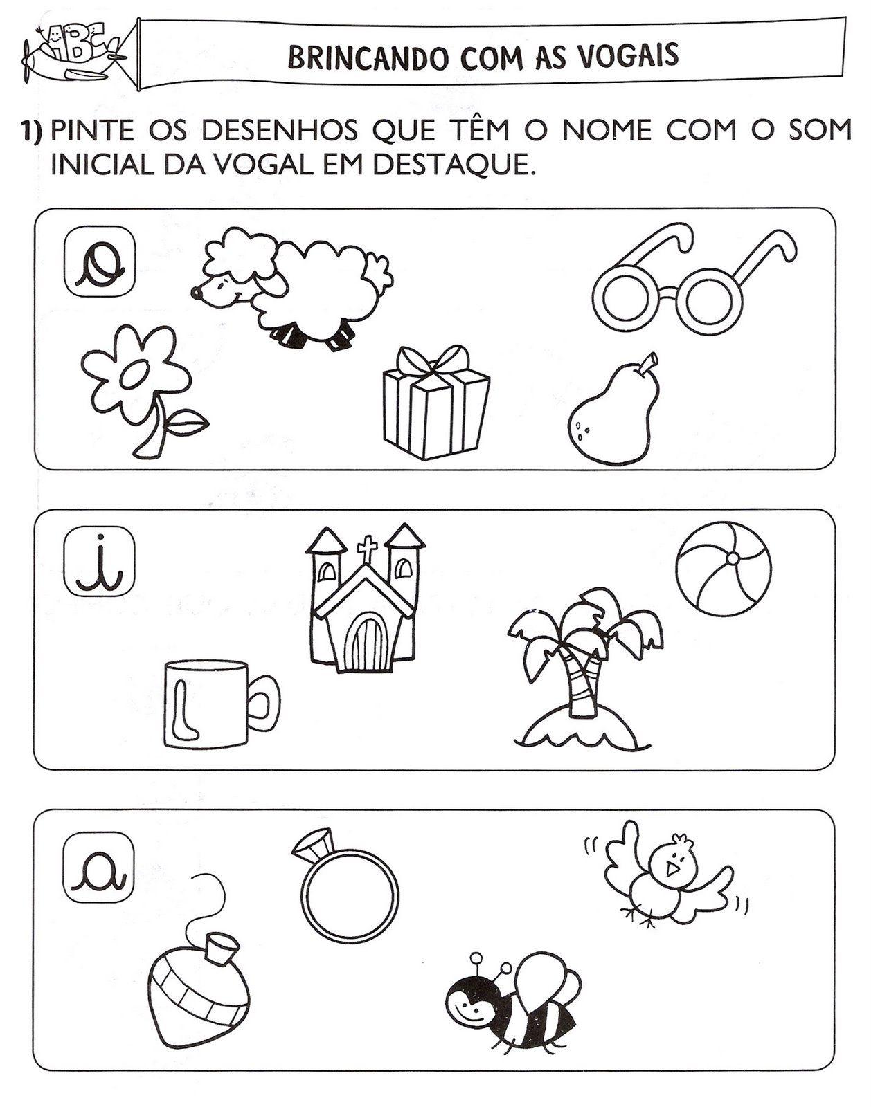 70 Atividades De Alfabetizacao Juntando Silabas Com Imagens