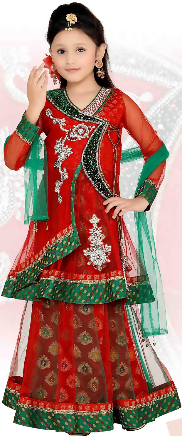 99d04c358291be085b5177aef2c50f83 Punjabi Dress for Kids- 30 Best Punjabi Outfits for Children