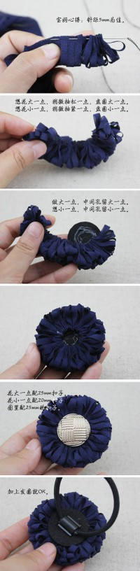 Super simple pattern hair clips, stick a roll of sticky paper on it, non ...... _ from China-jasmine photo sharing - heap Sugar