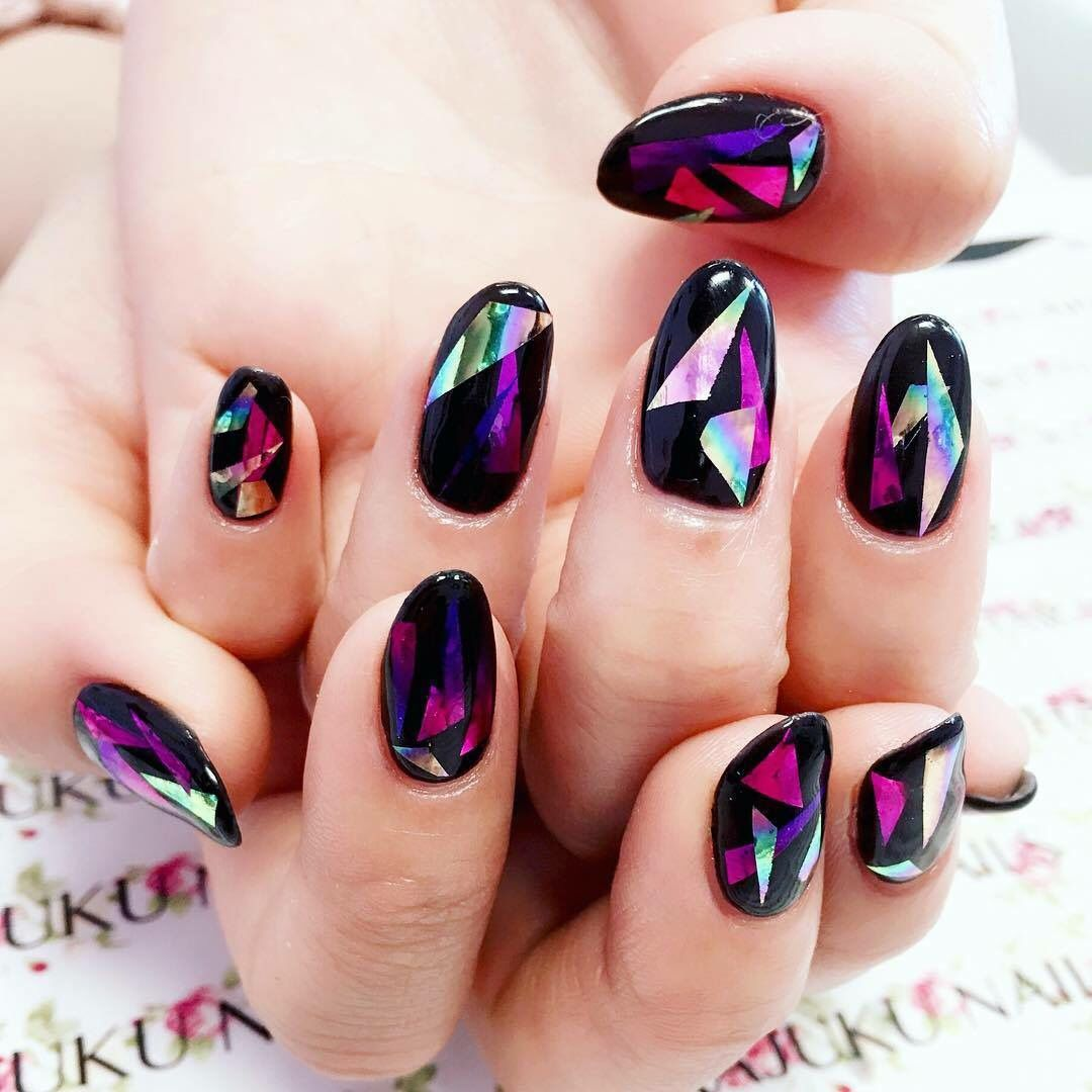 Variety Of Nail Art By Yours Truly: This Pin Was Discovered By Ashley Abraham. Discover (and