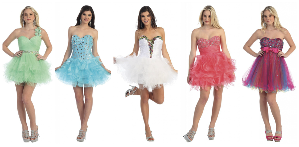 1000  images about Party Dresses (Dama of the Quinceanera) on ...
