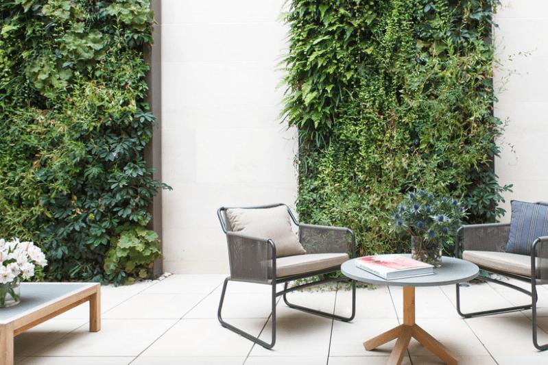 Breathtaking Living Wall Designs For Creating Your Own Vertical Garden Outdoor Walls Garden Furniture Living Wall