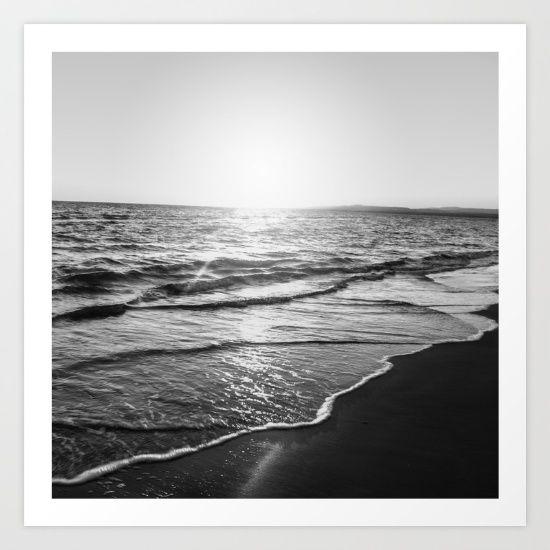 BEACH DAYS XIV - $16   Art -   Pinterest   Beach, Fine art prints ...