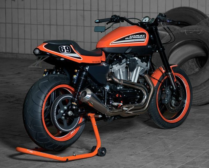 R&R Customizing Parts für BUELL + Harley-Davidson made in germany