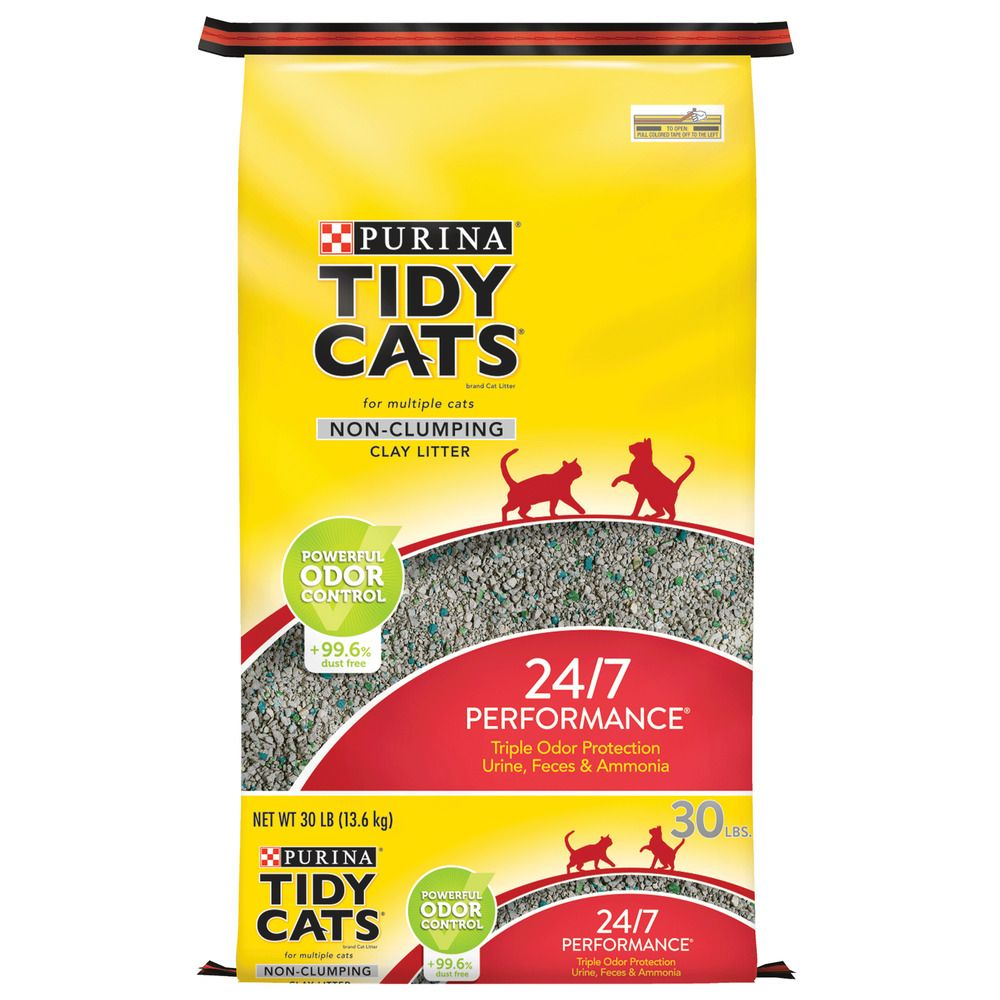 Purina Tidy Cats 24 7 Performance For Multiple Cats Non Clumping Cat Litter Unbranded With Images Tidy Cat Litter Tidy Cats Non Clumping Cat Litter