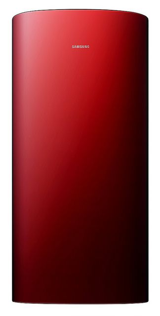 Samsung Electronics Is To Launch A New Mini Refrigerator With Differentiated Style And Enhanced Practicality Samsu Mini Fridges Cool Mini Fridge Small Fridges