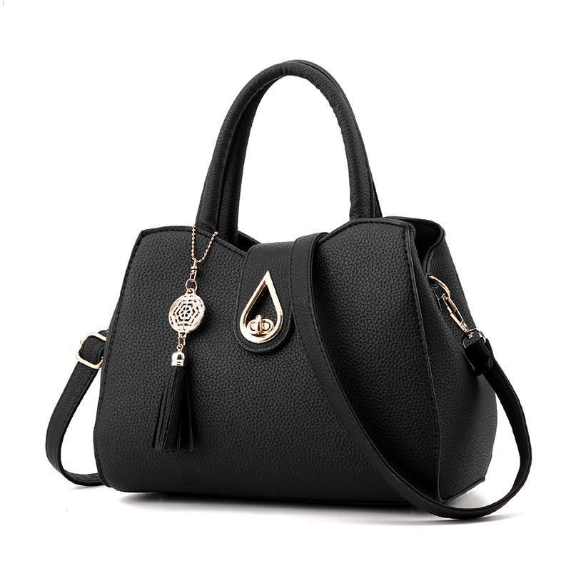 Details about  /New Woman European Tassel Crossbody Bag Casual Fashion Shoulder Bag Square Bag