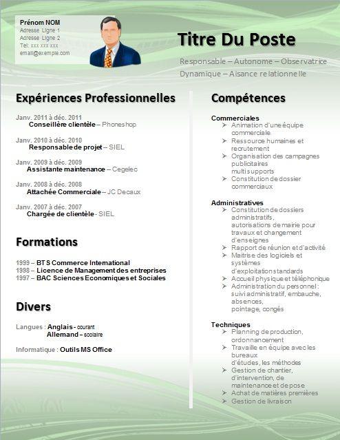 Exemple De Cv Assistant Rh Exemple Cv Lettre De Motivation Stage Cv Francais