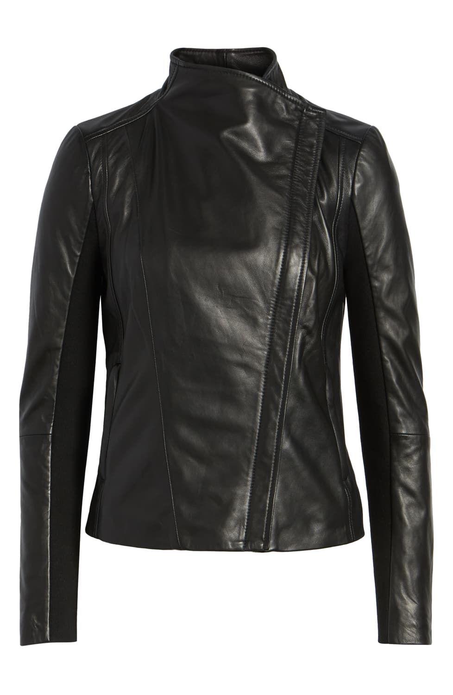 Chelsea28 Leather Moto Jacket Nordstrom Womens Leather Biker Jacket Leather Coat Womens Leather Jackets Women [ 1500 x 978 Pixel ]