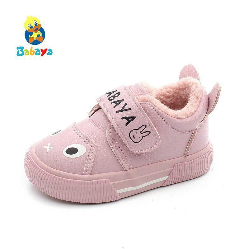 Winter Baby Cotton-padded Shoes Girls 1