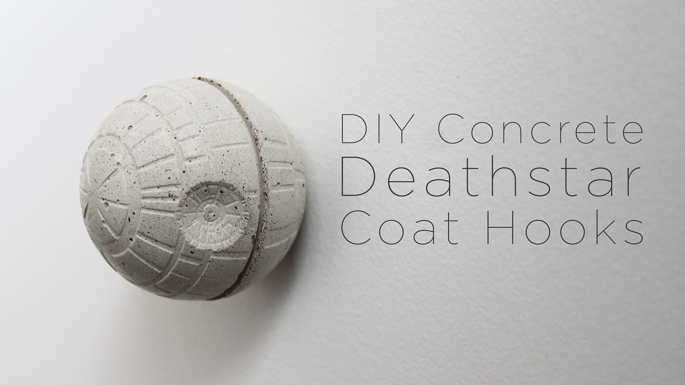 Pin By Carl On Rad Stuff Yo In 2020 Concrete Concrete Diy Death Star