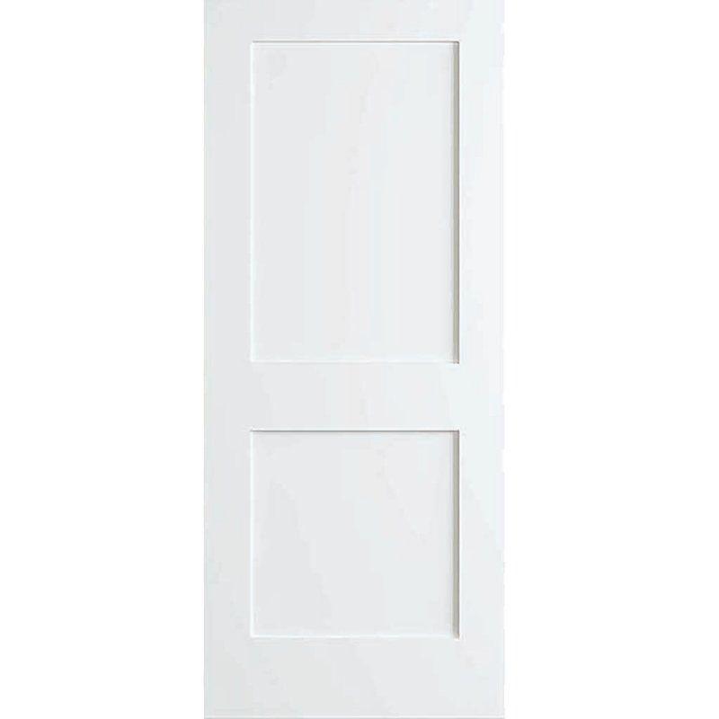 Paneled Solid Wood Painted Shaker Standard Door White Interior Doors Doors Interior Shaker Interior Doors