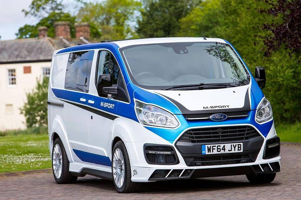 Ford Transit M Sport Lieferwagen Ford Tourneo Connect Autos Und Motorrader